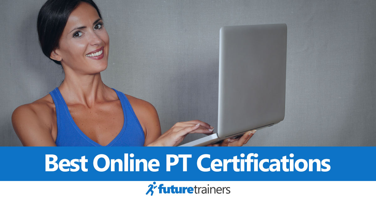 Best Online Personal Training Certification Incl Exam 2018