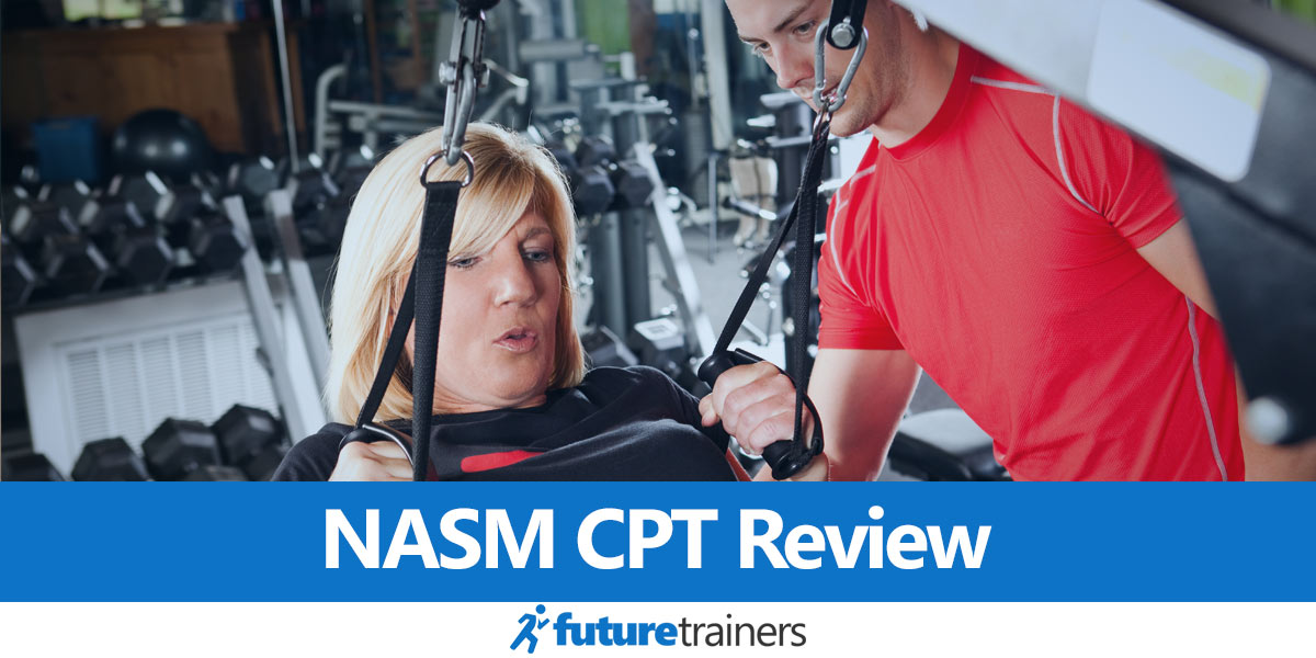 Nasm Review 2018 The Best Personal Training Certification